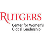 Center for Women's Global Leadership, Rutgers University logo